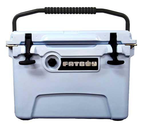 Fatboy 20QT Rotomolded Cooler Light Blue