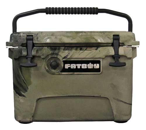 Fatboy 20QT Rotomolded Cooler Army Camo
