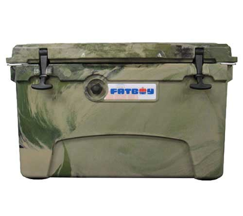 Fatboy 45QT Rotomolded Cooler Army Camo