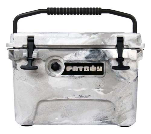 Fatboy 20QT Rotomolded Cooler Ghost Camo