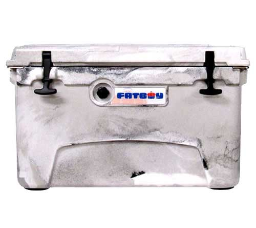 Fatboy 45QT Rotomolded Cooler Ghost Camo