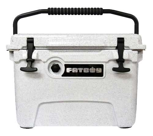 Fatboy 20QT Rotomolded Cooler Smoky Granite