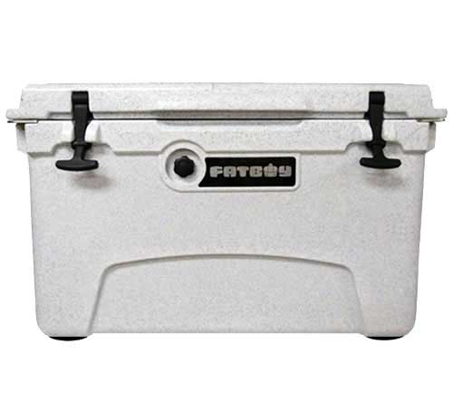 Fatboy 45QT Rotomolded Cooler Smoky Granite