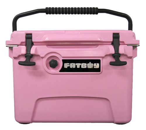 Fatboy 20QT Rotomolded Cooler Pink