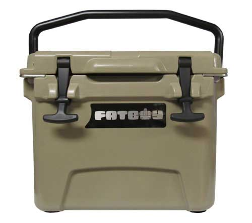 Fatboy 10QT Rotomolded Cooler Sand