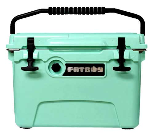 Fatboy 20QT Rotomolded Cooler Seafoam Green