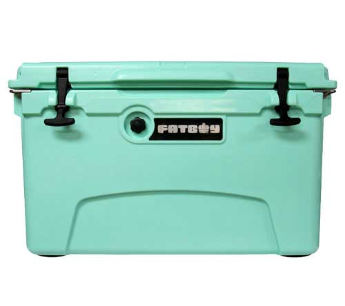Fatboy 45QT Rotomolded Cooler Seafoam Green