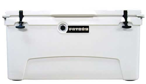 Fatboy 1100QT Rotomolded Cooler White